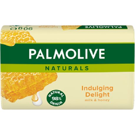Palmolive mydło toaletowe w kostce Naturals Indulging Delight 90g