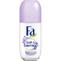 Fa Soft & Control Carring Lila Scent Antyperspirant w kulce 50 ml width=