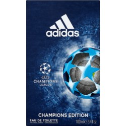 Adidas UEFA Champions League Champions Edition Woda toaletowa 100 ml