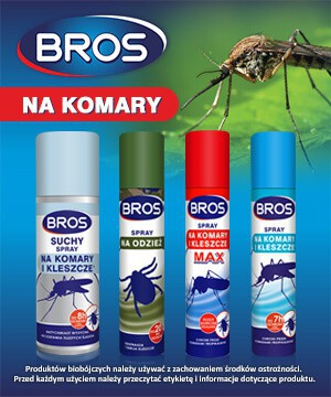 Bros na komary