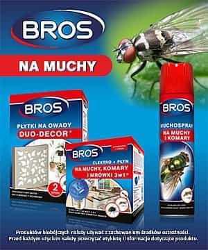 Bros na muchy