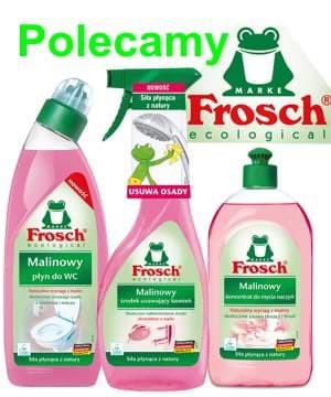 Drogeria internetowa Rajsklep poleca wysokiej jakości produkty marki FROSCH