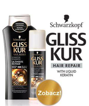 Gliss Kur kosmetyki do włosów