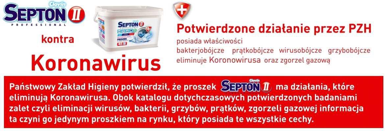 Septon II kontra koronowirus