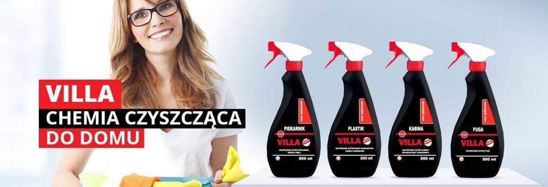Środki czystości Villa