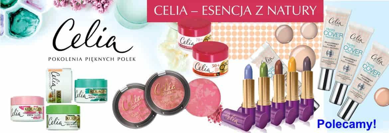 Kosmetyki Celia