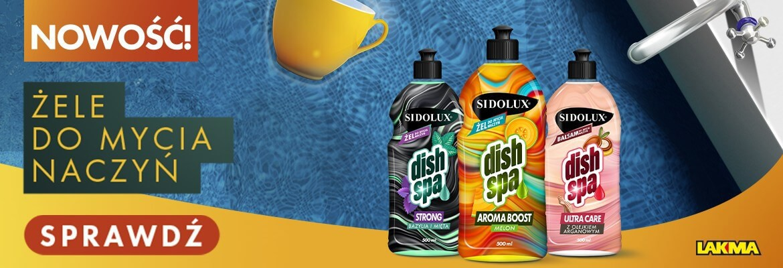 Dish Spa Sidolux