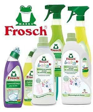 FROSCH środki czystości