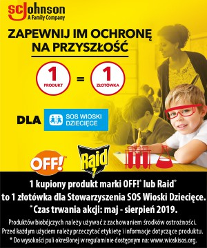 Produkty SC Johnson w drogerii internetowej Rajsklep.pl